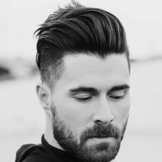 #Hairstyles #haircut #Handsome great undercut with fade