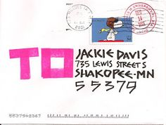 pushing the envelopes: September 2010