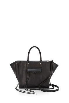Side Zip M.A.B. Tote Mini