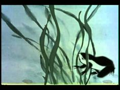 This award winning 1960 short was the earliest example  of brush paintinganimation.It was producedatShanghai Animation Film Studio,andco-directed  by Tang Cheng andTe Wei,who is also generallycreditedwith inventing the technique.  The watercolor paintings ofQi Baishiinspired this unique approach to animation, which was reprised  three years later inThe Buffalo Boy's Flute.