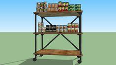 shelf - 3D Warehouse