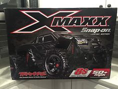 Price - $1,700.00. Snap-On Traxxas X-Maxx RC Truck Limited Edition ( Motor Type - Brushless, Model Grade - Hobby Grade, 4WD/2WD - 4WD, Scale - 1:5, Color - Black, Type - Monster Truck, Model - X-Maxx, Fuel Type - Electric, Required Assembly - Ready to Go/RTR/RTF (All included), Brand - Traxxas    )