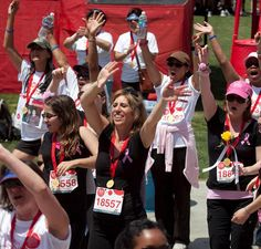 Registration is open for the 2013 EIF Revlon Run/Walk For Women!  We'll be there on Saturday, May 4th for this amazing event that raises funds for ground breaking research, diagnostic services and support for women facing cancer!  http://do.eifoundation.org/site/TR?fr_id=1101=entry