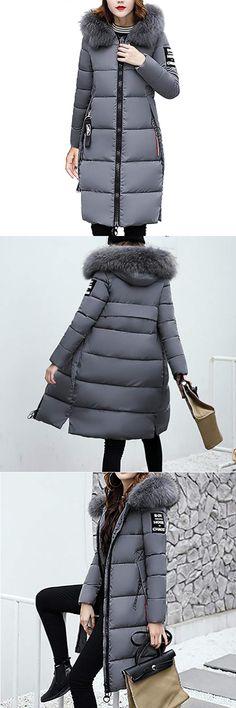 4752ba21a50b15 #KEERADS #Damen #Warm #Winterjacke #Parka #Jacke #Mantel #Lange