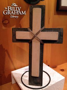 Gifts available at Ruth's Attic inside The Billy Graham Library