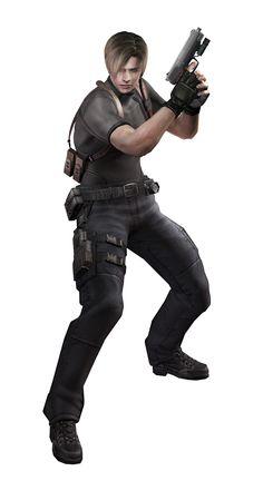 Leon Kennedy - Capcom