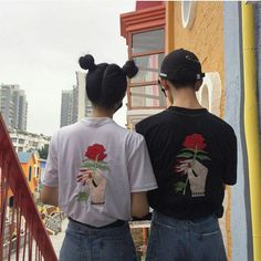 b2113fe52bcd2a Embroidery Rose tshirt Women Couples Clothes T Shirt 2017 Summer Short  Sleeve Female t-shirt