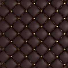 Textura acolchada negra - FREE