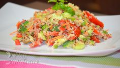 Quinoa salad @DeliciiSanatoas