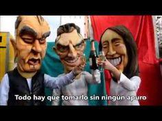 Vino y girasoles...: Resumen musical sobre el gobierno argentino.