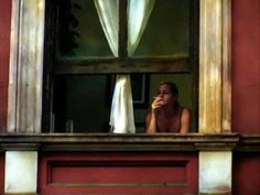 Edward Hopper / At the Window.
