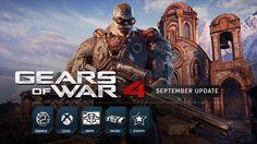 Gears of War 4 September Update Features New Maps Achievements and Matchmaking Improvements http://ift.tt/2xLPzGl