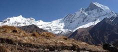 Annapurna Sanctuary Trek is a hike into the dazzling natural amphitheatre formed by the staggeringly beautiful peaks of the giants Annapurna 1, Glacier Dome, Gangapurna, Fang and the fishtail peak of Machapuchare. Although there is only one entrance to the sanctuary itself, we follow locally known
