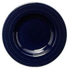 Transform your table with the bold color and chic style of Fiesta Dinnerware. Beautifully designed with Fiesta's classic concentric ring pattern in durable ceramic these pieces look great together or mix and match colors to create your own look.