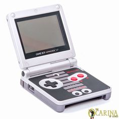 Nintendo Gameboy Advance SP Classic NES Limited Edition GBA Console! UK PAL in Video Games & Consoles, Consoles | eBay
