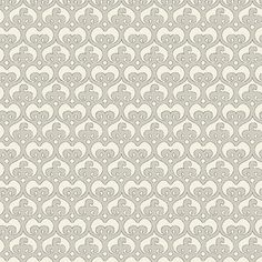 Mod Damask (Linen) - Design and custom print fabric on demand. Shop The Textile District to design your own fabric and custom print to order for sewing apparel, home décor and more.