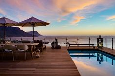 Gold List Breathtaking Views from Our Favorite Hotels - Condé Nast Traveler Cape View Clifton, Cape Town South Africa Clifton Cape Town, Clifton Beach, Design Hotel, Vacation Trips, Dream Vacations, Vacation Destinations, Wanderlust, Stunning View, Best Hotels