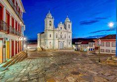 Património português no mundo: Diamantina (Brasil)