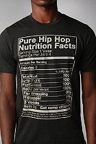 I'm getting this. I don't care that it's for men.  Local Celebrity Hip Hop Nutrition Tee  #UrbanOutfitters