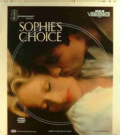 Sophie's Choice get tissues