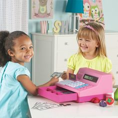 At this age, girls want to imitate just about every grown-up they see, and cashiers are no exception. With this toy, she can play all her favorite make-believe games while learning important calculation and money skills. You'll have...continue reading by clicking here --> http://bestandsmartchoice.com/2015/12/christmas-gift-ideas-girls-ages-5-7-years-old/