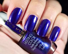 410 – Eccentric Violet  China Doll, Make-up Collection  Limited edition