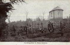 -Самбір-Stary-Sambor-Місцевий-цвинтар-1910-і Старий цвинтар в Старому Самборі
