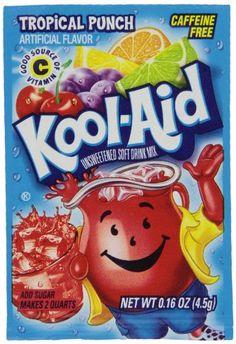 Option for Kool-Aid; week 4 Gourmet Food Store, Gourmet Recipes, Kool Aid Flavors, Blue Raspberry Lemonade, Home Air Fresheners, Refreshing Drinks, Natural Flavors, Mixed Drinks, Allergies