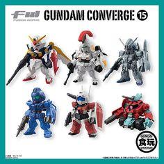 FW Gundam Converge 15, Toyarena