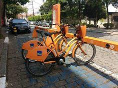 São Paulo tem onda de furtos de bicicletas compartilhadas