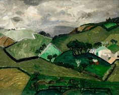 Christopher Wood (1901-1930) Green Hills - Google Search