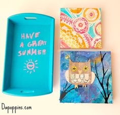 See how one designer's 11 year old daughter uses her very own mixed media kit - mixed media for young artists Media Kit, Projects For Kids, Mixed Media, Creative, Daughter, Inspiration, Artists, Design, Biblical Inspiration
