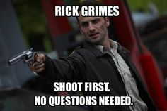 Walking Dead Meme | Rick Grimes Walking Dead Oct 15 02:07 UTC 2012