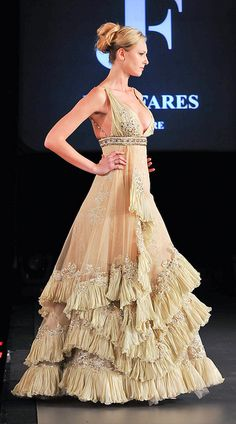 Jean Fares Couture - Fall 08 - a set on Flickr