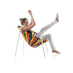 Lastika is an armchair made up of forty colourful elastic bands: comfortable, flexible, durable. A true icon of LAGO design.