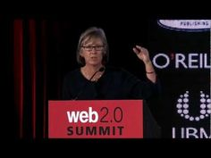 This video shows Mary Meeker talking about the Internet trends. The video will show it all.