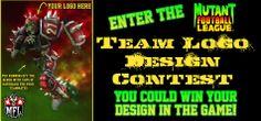 Enter #TheMFL Team Logo Design Contest for a chance to win your design in the game, and more!