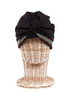 Turbante Moorea / Hippie, boho-chic, ethnic style. Fashion, Wedding / Casual Style. Rosebell turban -
