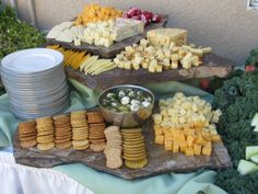 Catering images | We could just make a Cheese PLATTER.