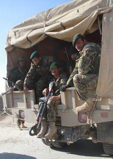 notizie  G.M.:   Afghanistan, soldati Usa costretti a silenzio su...