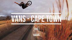 Vans BMX in Cape Town