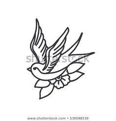 29 ideas traditional golondrinas tattoo – 29 ideas traditional golon tattoo … - Carry ON Traditional Tattoo Drawings, Traditional Tattoo Flash, Traditional Swallow Tattoo, Traditional Tattoo Stencils, Traditional Tattoo Illustration, Traditional Tattoo Vector, Traditional Tattoo Forearm, Tattoo Old School, Body Art Tattoos