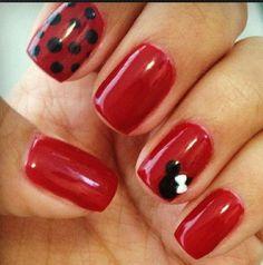 disney nail designs | Disney nails | Nail Designs for My Little Ladies