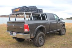 Nutzo - Tech 1 series Expedition Truck Bed Rack - Nuthouse Industries
