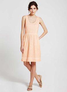 MINT VELVET SUMMER HOLIDAYS SS16 [Sherbet Overdyed Jersey Dress]
