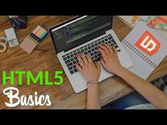 Learn HTML5 Fundamentals from Scratch  This video is the perfect way to help you get started with this amazing iteration of HTML, helping you learn the fundamentals, as well as how to use these features in everyday programming. The course includes learning items such as HTML structure presentation including the document layout, element attributes, tags, add images to your web page, and so on.  #HTML #html5 #javascript #Webdesign