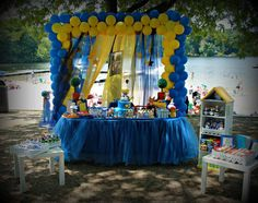 Little Prince (Exupery), Petit Prince Birthday Party Ideas | Photo 2 of 16 | Catch My Party