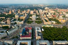 Novosibirsk. Due to the advantageous geographical position, the most populous and developed scientific base and industry is the unofficial state of the capital of Siberia.