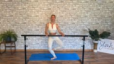 Petit allegro, cardio barre work for great lower body shaping. Get the full workout on sleekballetfitness.com
