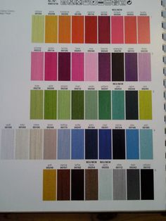 How to choose? Catania, Yarn Colors, Color Combos, Color Inspiration, Etsy, Crochet, Fabric, Crafts, Color Palettes